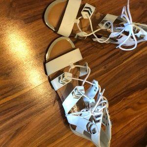 Fergie sandals